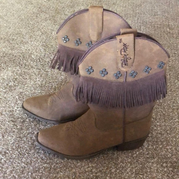 Blazin Roxx Shoes - Cowgirl boots